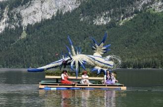 1_Fadenschnecke – Glaucus atlanticus – Blue dragon_AGESA Hans Dostal und Freunde