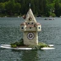 Bootskorso Uhrturm