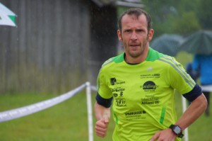 2. Andreas Pfandlbauer aus Bad Ischl, in 28.39,3 (Vorjahressieger)